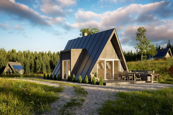 Avrame -frame Kit Homes Uncrate