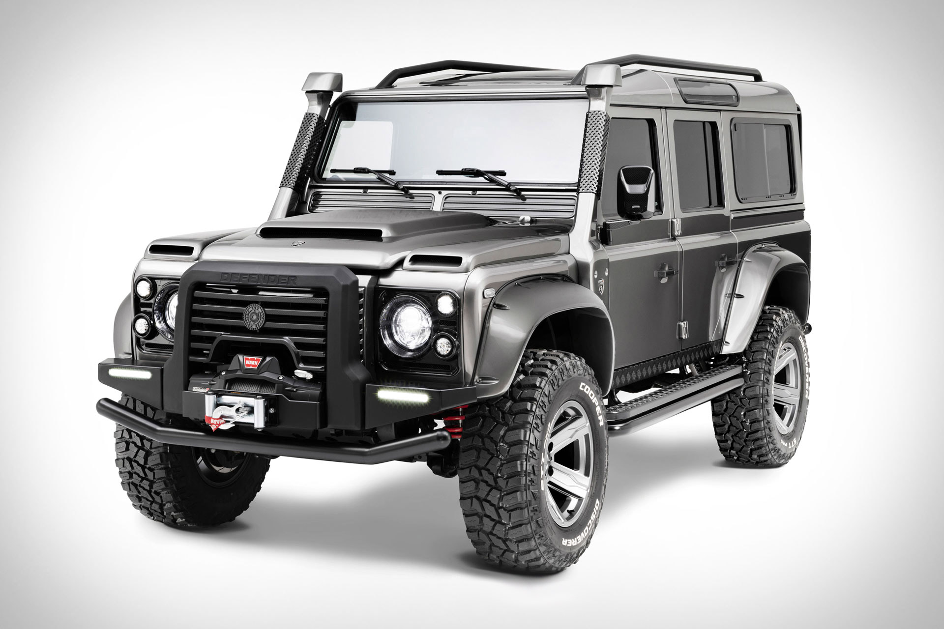 Ares Land Rover Defender Uncrate