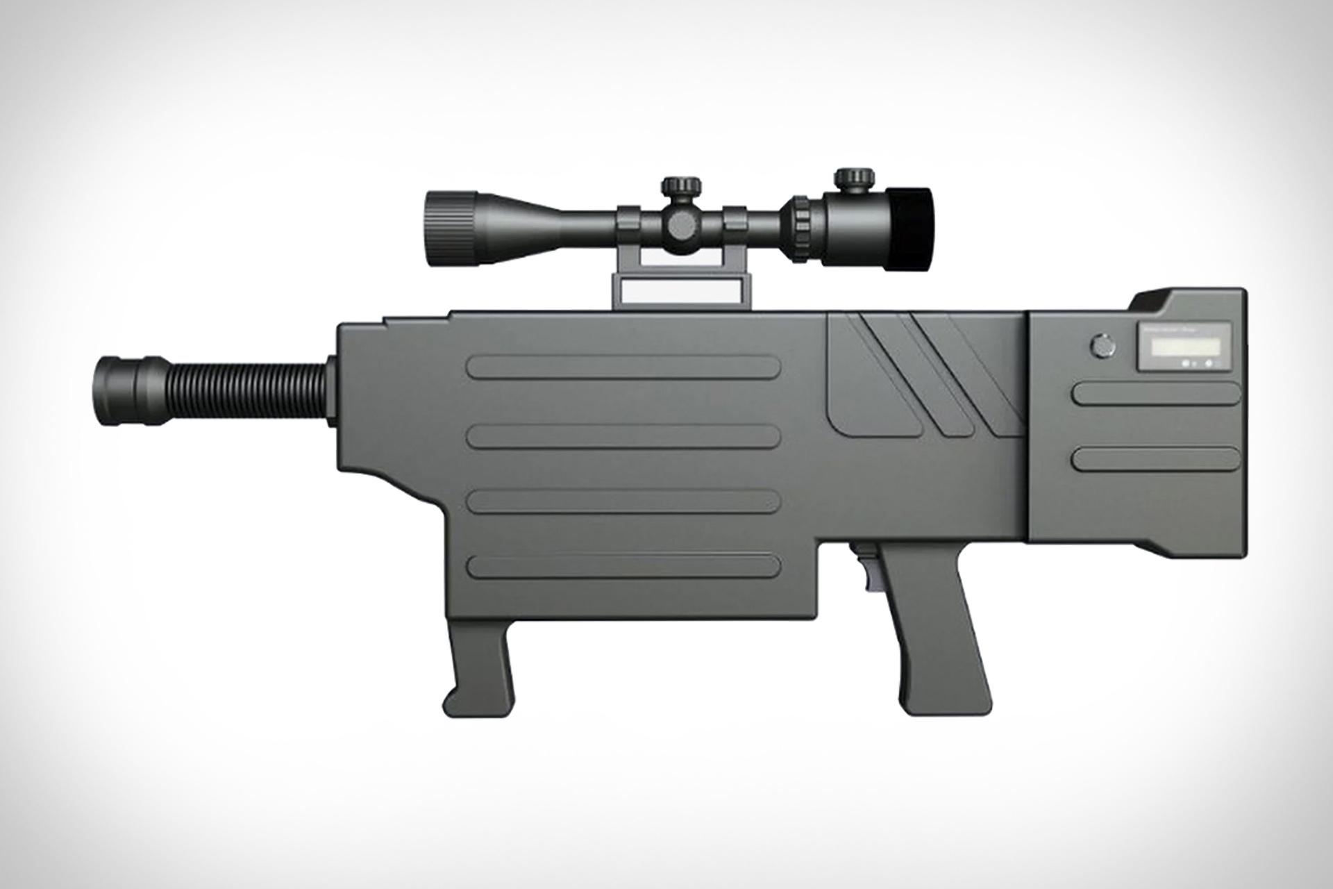 Laser Assault Rifle | Uncrate