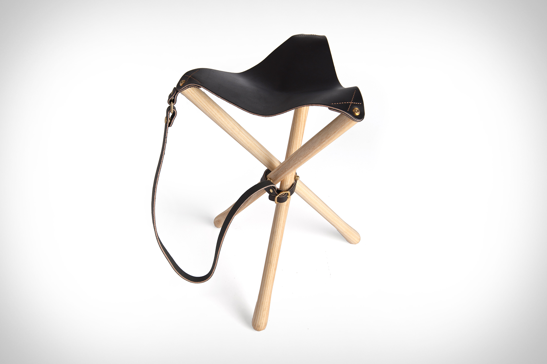 Wood  Faulk Camp Chair  Uncrate