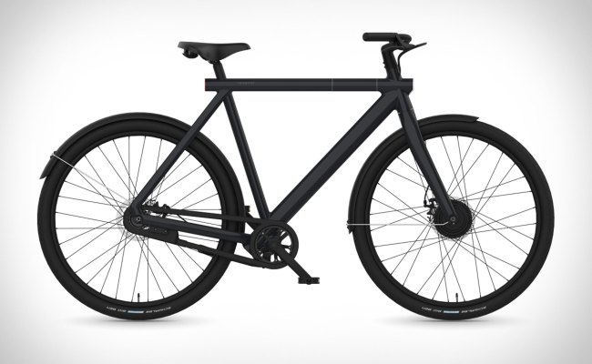 Vanmoof Electrified S2 Bicycle Uncrate