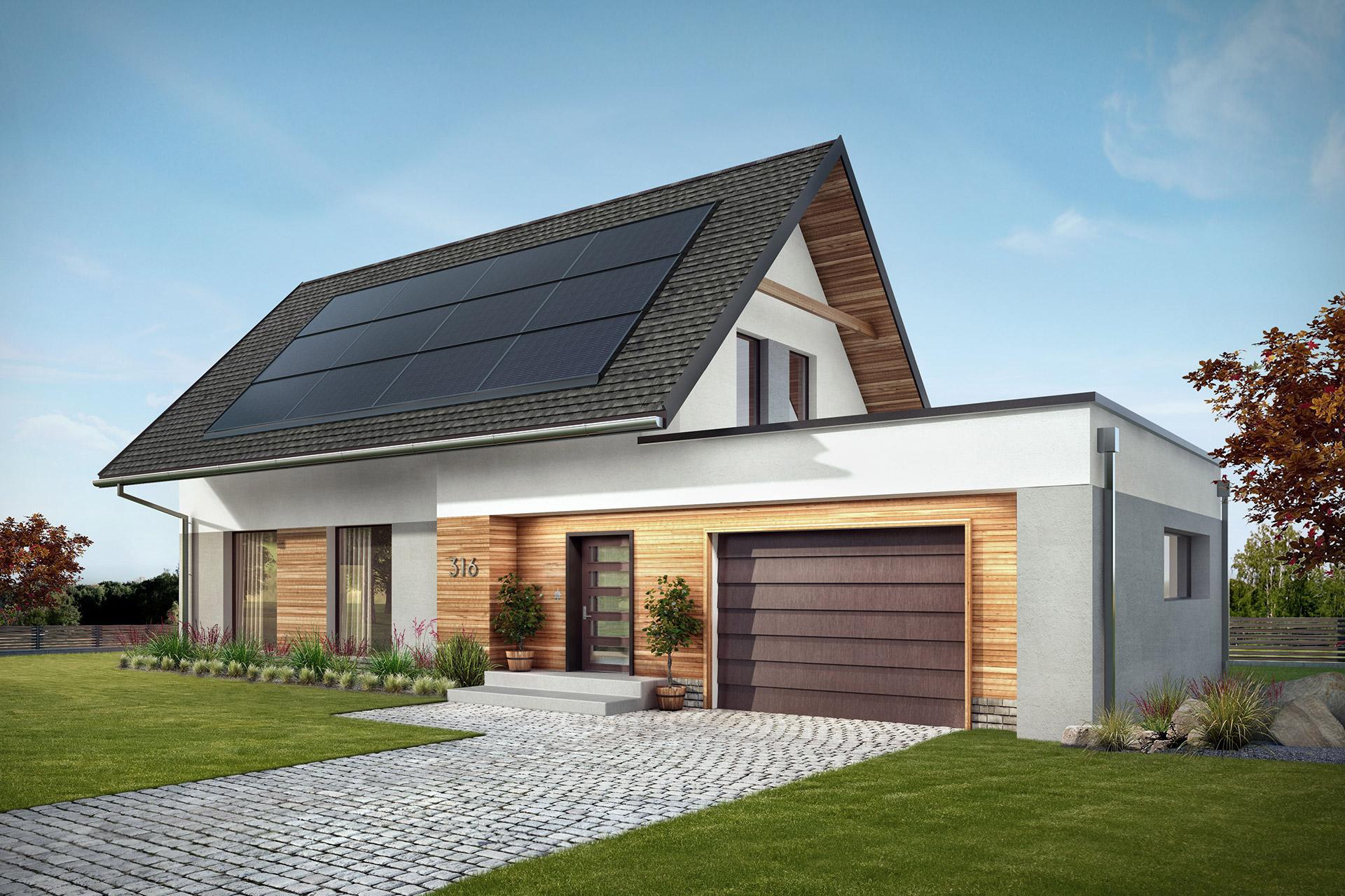 GAF Energy DecoTech Solar Roofing | Uncrate