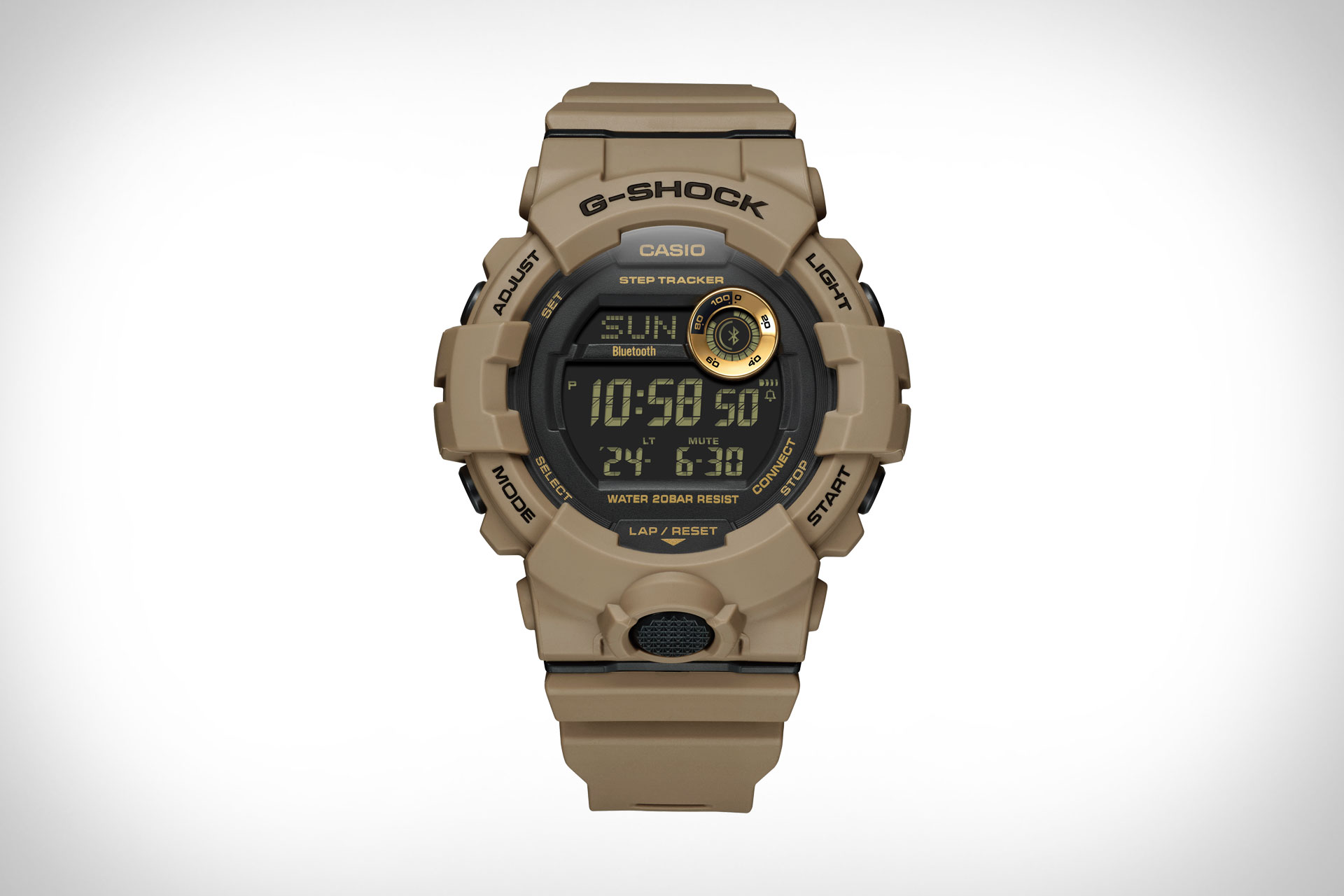 G-Shock Power Trainer Watch | Uncrate
