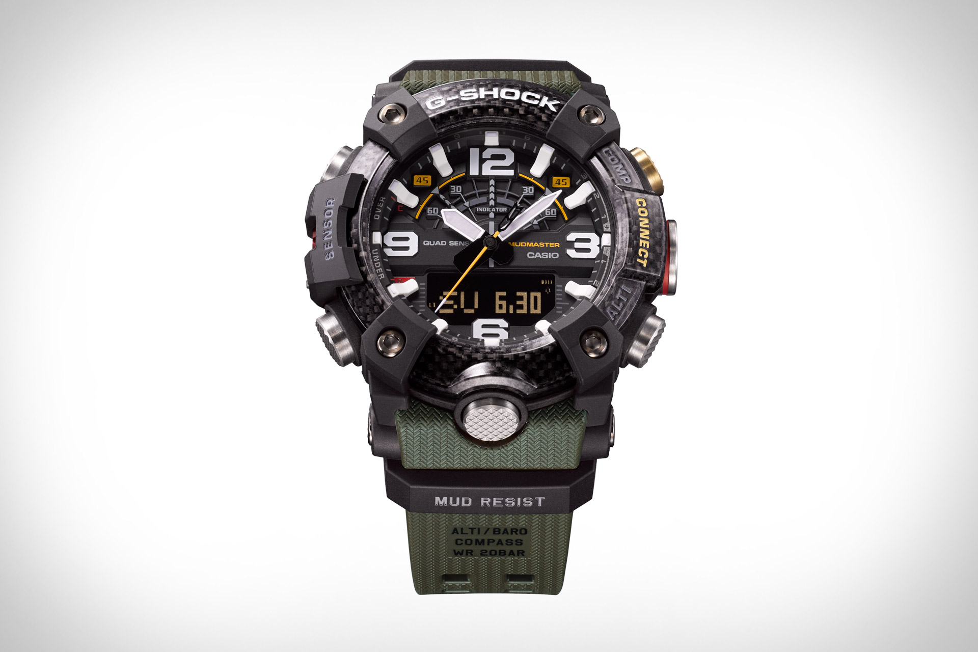 G-Shock Mudmaster Watch | Uncrate