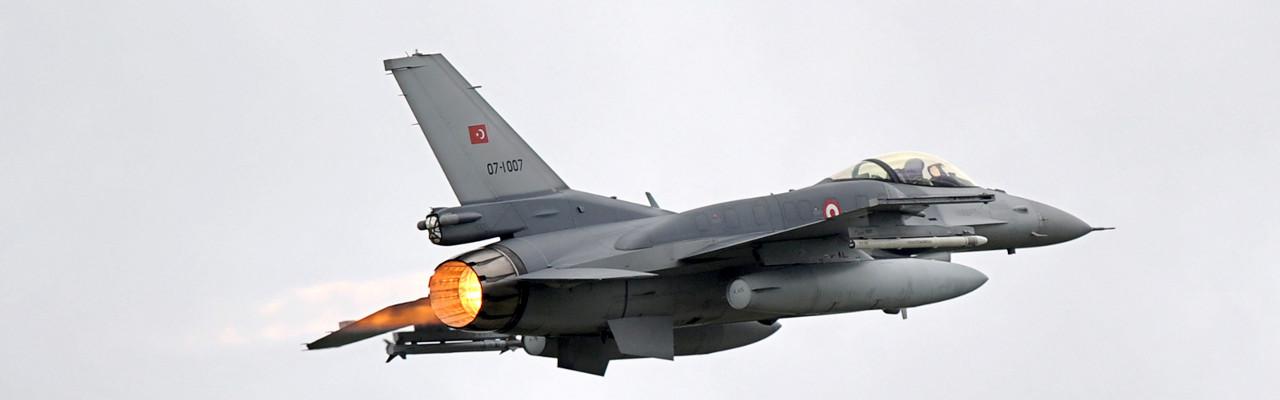 Türkei bombadiert Kurden