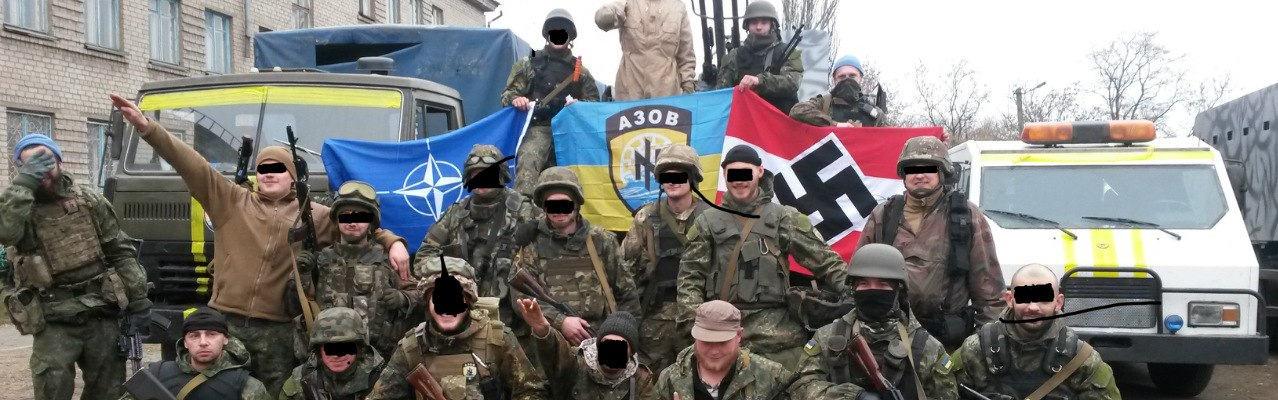 Ukrainische Nazis wollen Opposition auslöschen