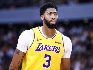 What Does Anthony Davis' Injury Mean For The Los Angeles Lakers?