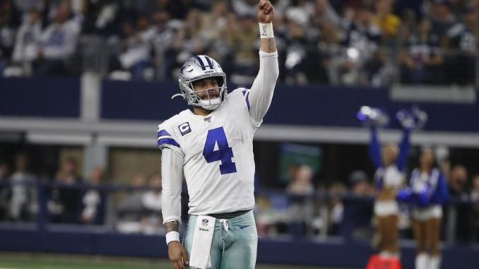 The Cowboys Have Re-signed QB Dak Prescott