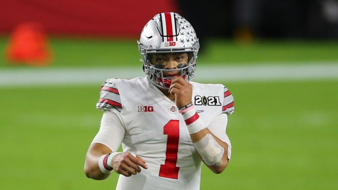 Will Justin Fields Overcome The Ohio State Quarterback Curse?