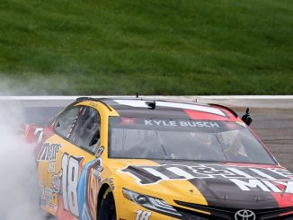 Kyle Busch Wins Buschy McBusch Race 400