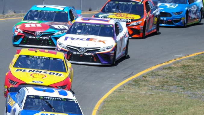 NASCAR Cup Series Toyota SaveMart 350 Preview