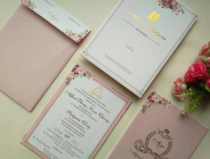 contoh undangan pernikahan simpel
