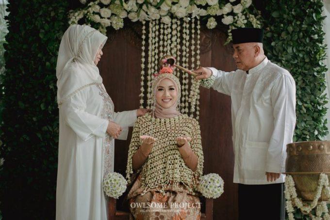 Prosesi pernikahan adat sunda
