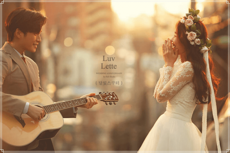 Foto Prewedding music