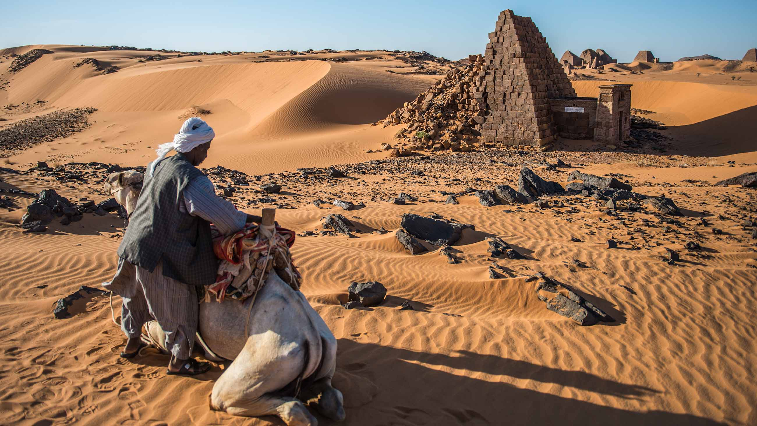 In Sudan Rediscovering Ancient Nubia Before It S Too Late
