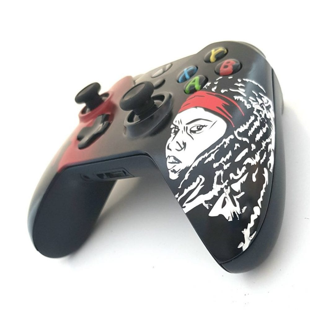 Hand Painted Custom Controllers UK Xbox One PS4