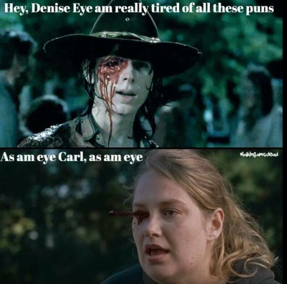 The Walking Dead Eugene Denise And Daryl Memes The Walking Dead