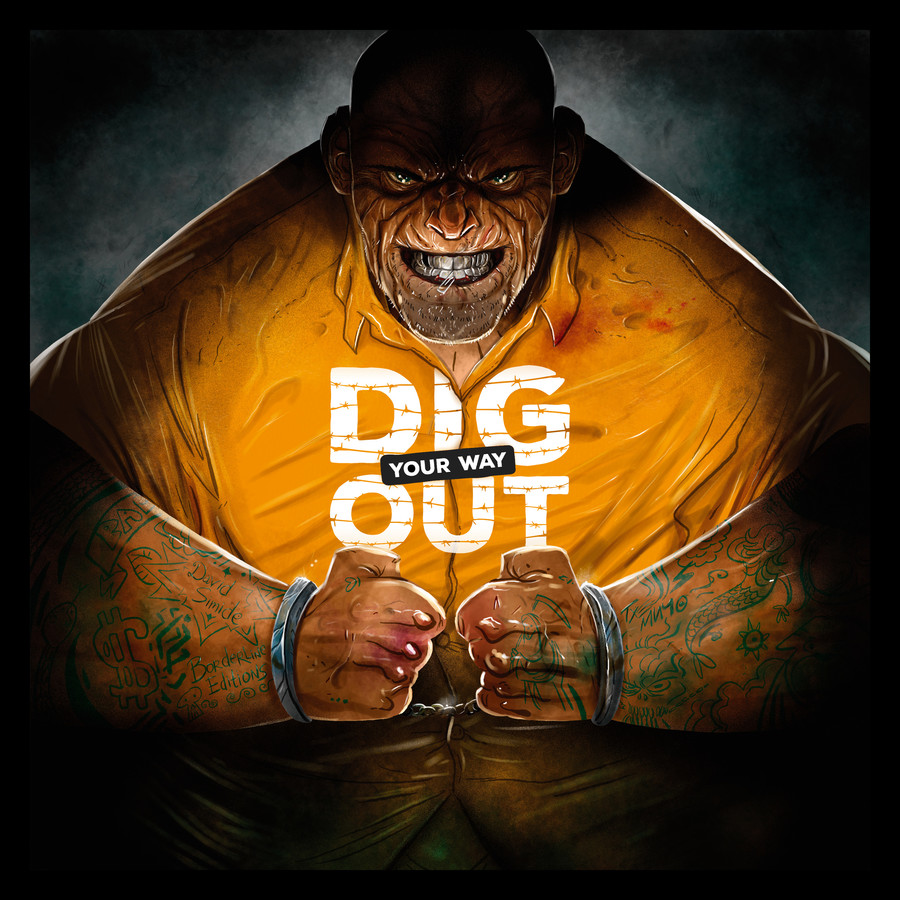 [Test] Dig Your Way Out