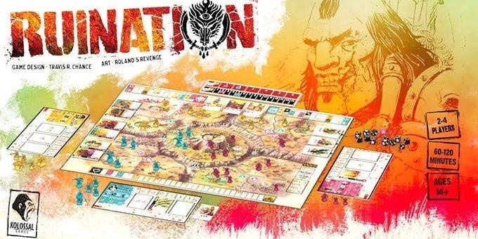 [Kickstarter]: Ruination