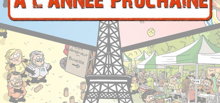 [Annulation] Paris Est Ludique