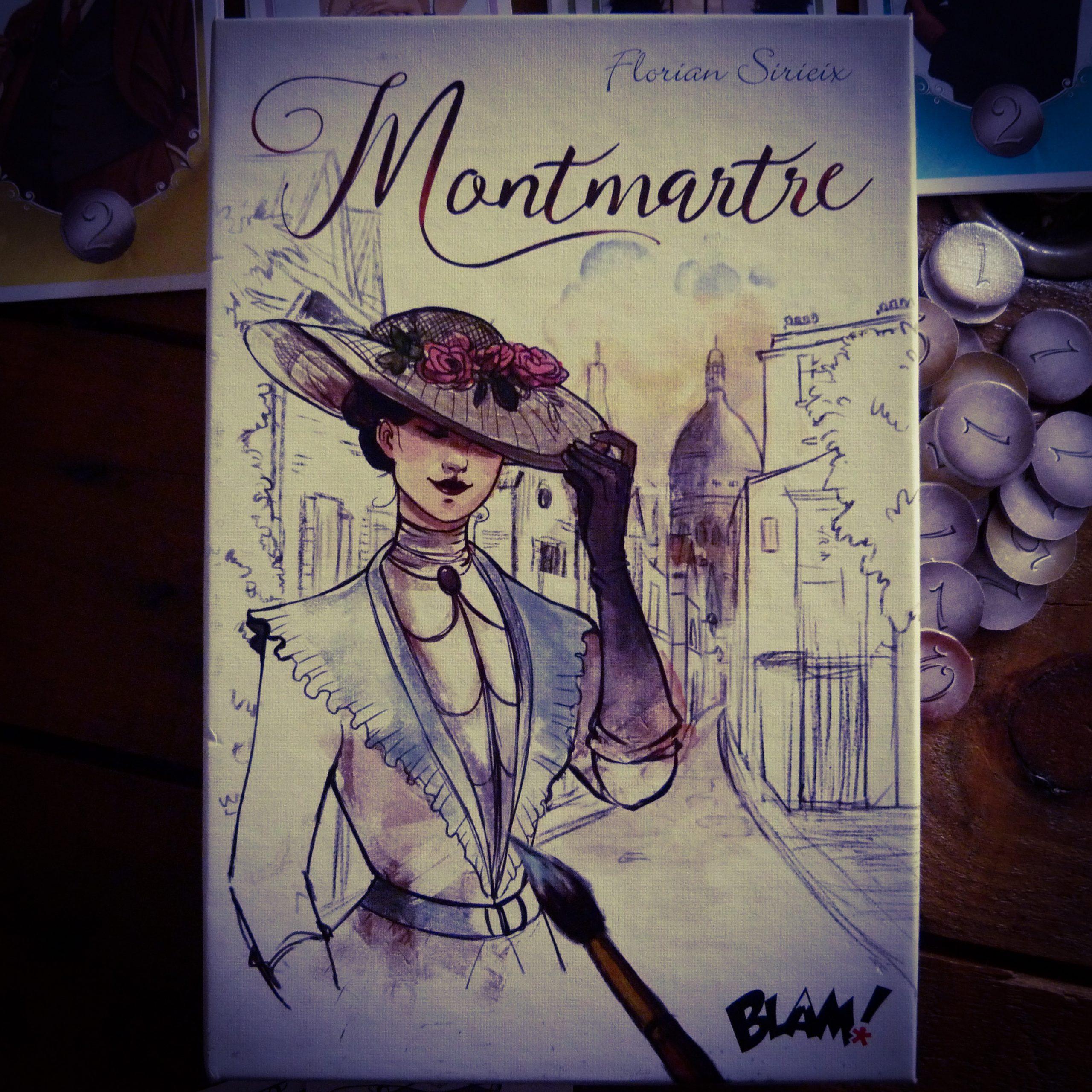 [Test] Montmartre