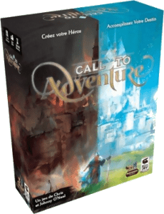 Sortie: Call To Adventure