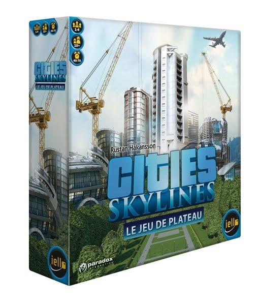 Sortie: Cities : Skyline