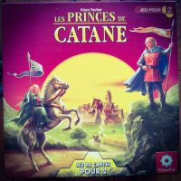 [Test] Catan Duel (les princes de Catane)