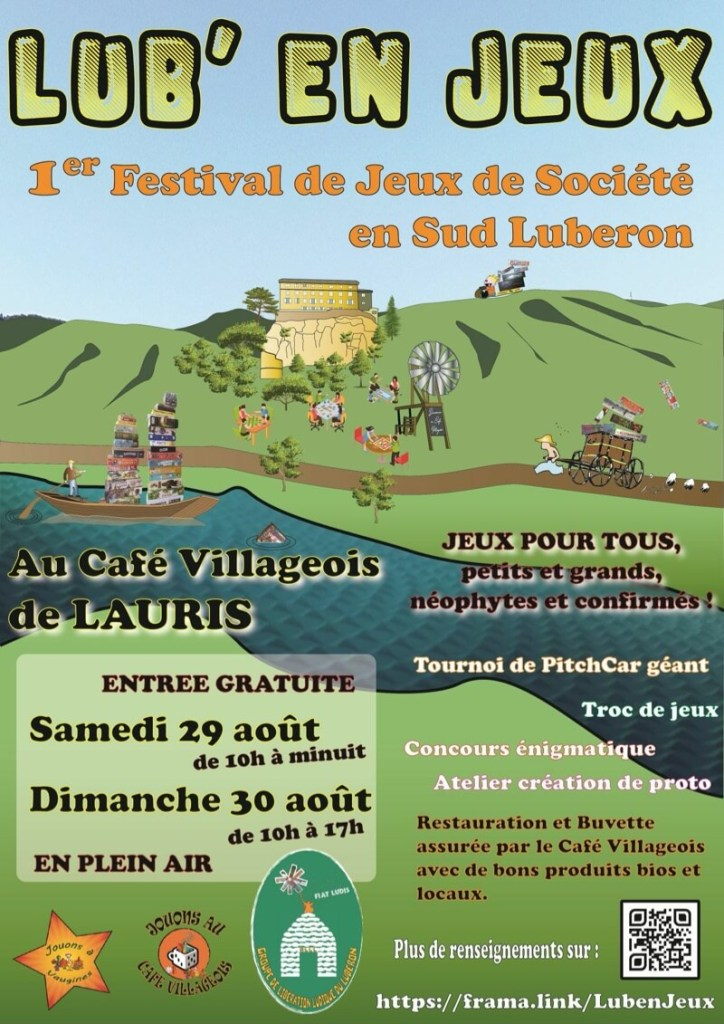 Festival: Lub'en jeux