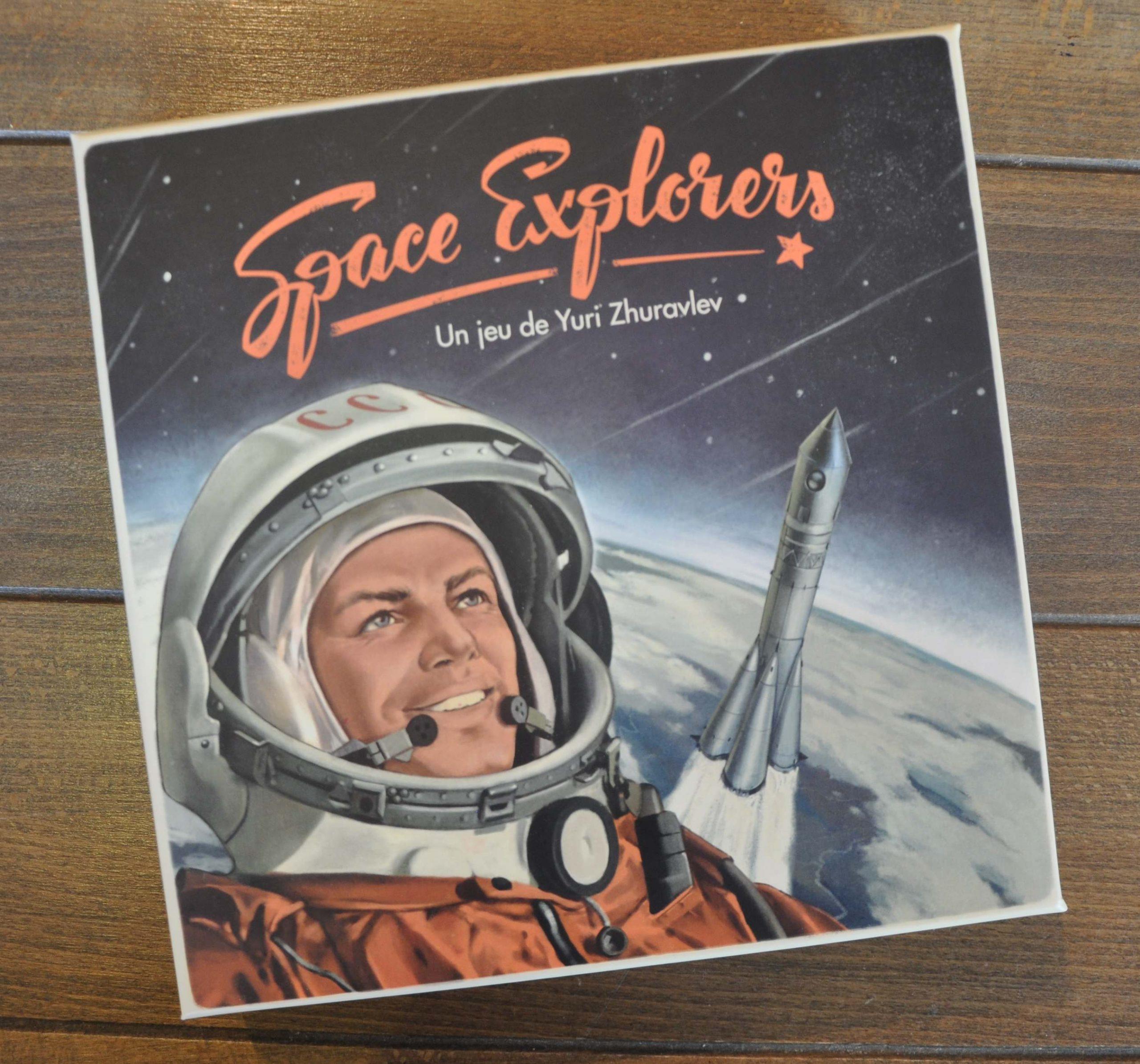 [Test] Space Explorers, Spoutnik vs Apollo, les enjeux de la conquête spatiale en pleine Guerre froide