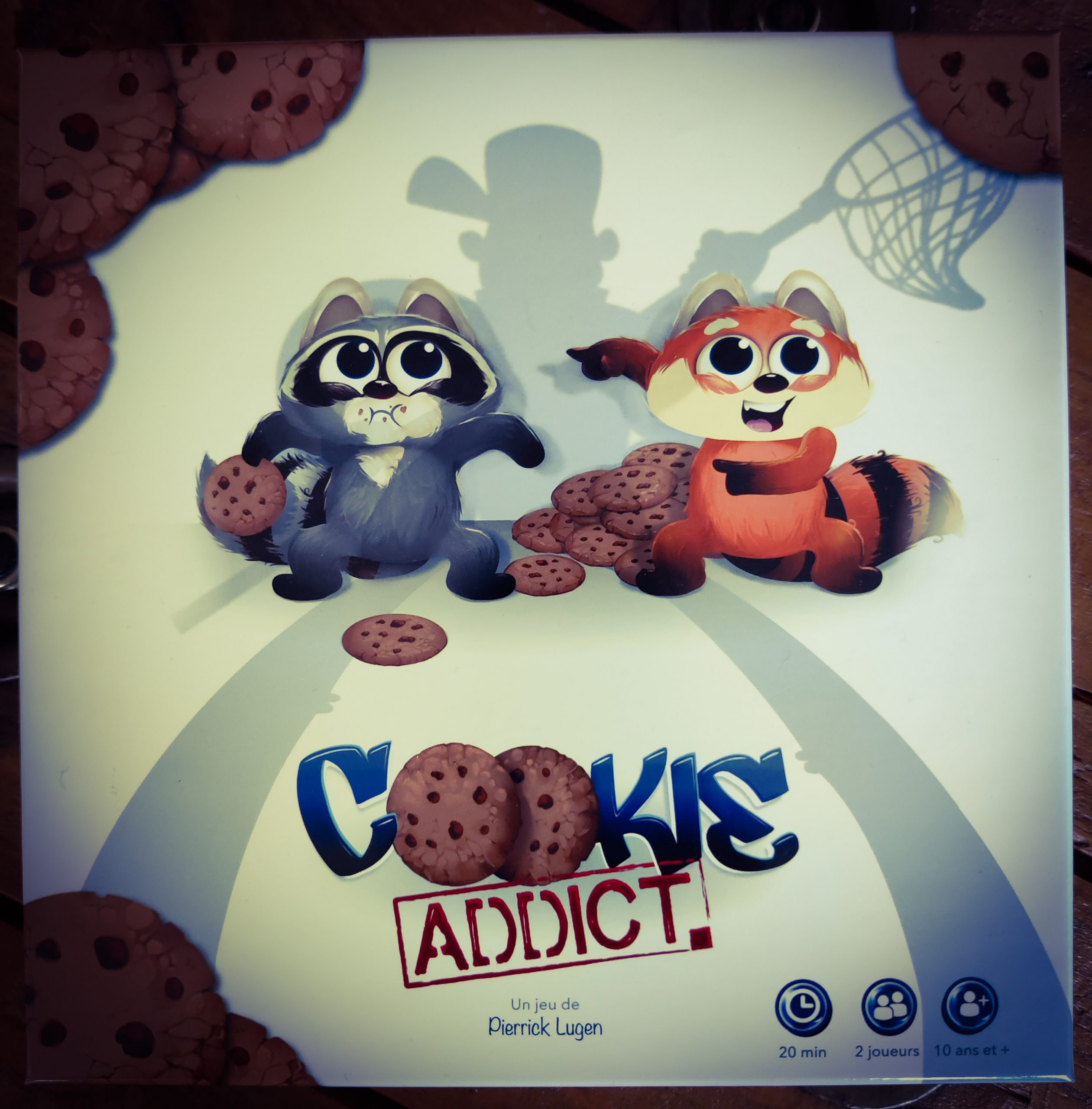 Cookie Addict, qui a volé le cookie du marchand?