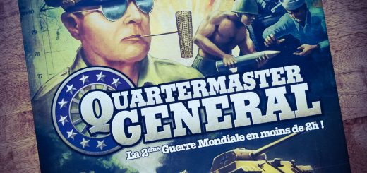 Quartermaster General 2ième édition
