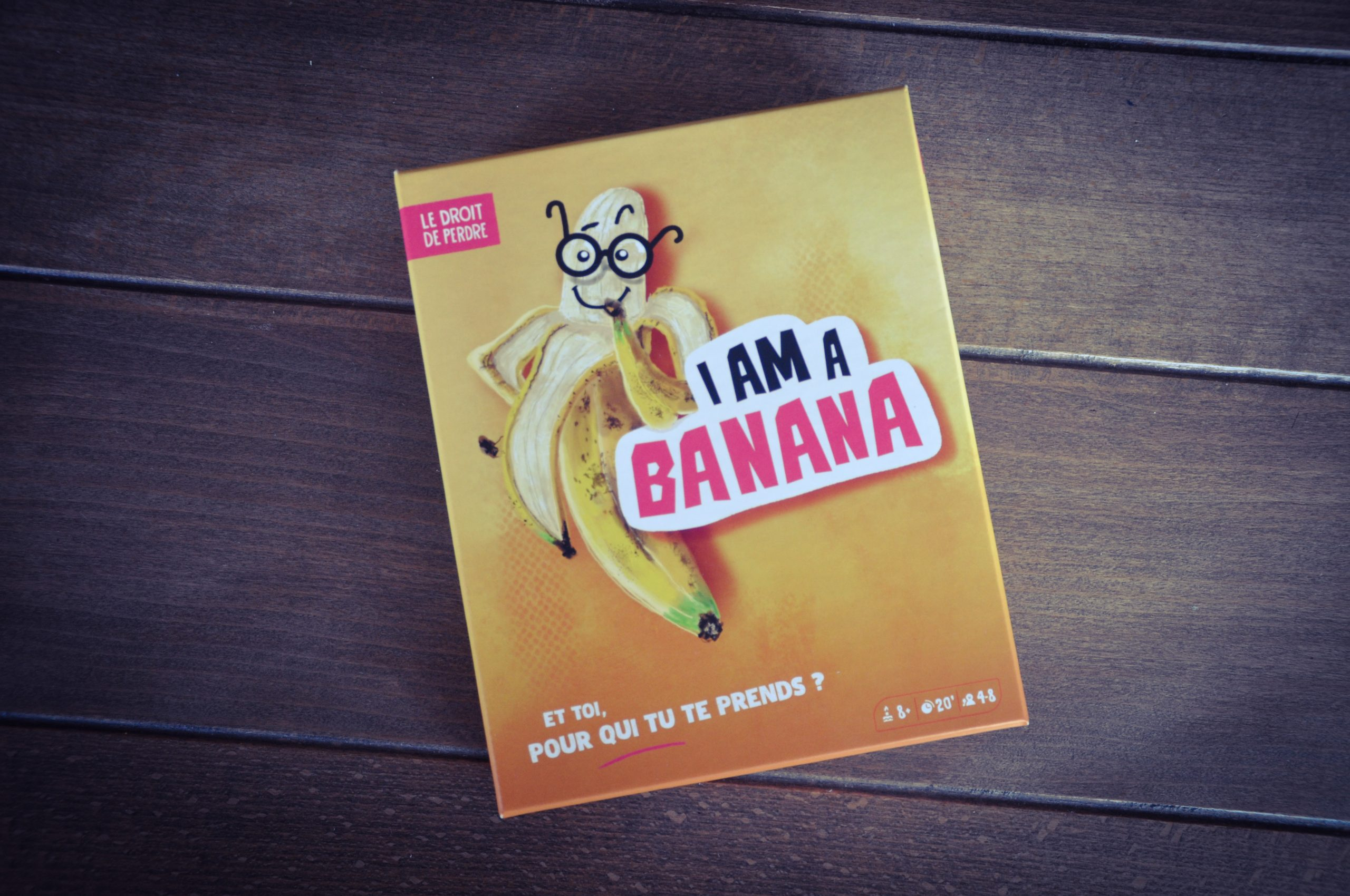 [Test] I am a Banana, le party-game qui vole au dessus d'un nid de coucous