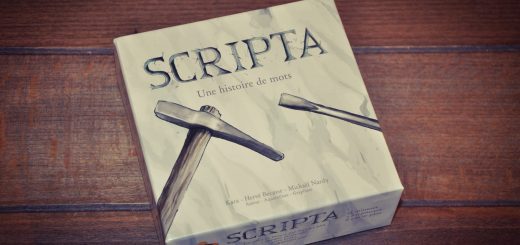 [Test] Scripta, à vos burins !