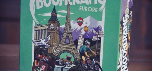 [Test] Boomerang USA et Europe, du draft n' write pour touristes collectionneurs