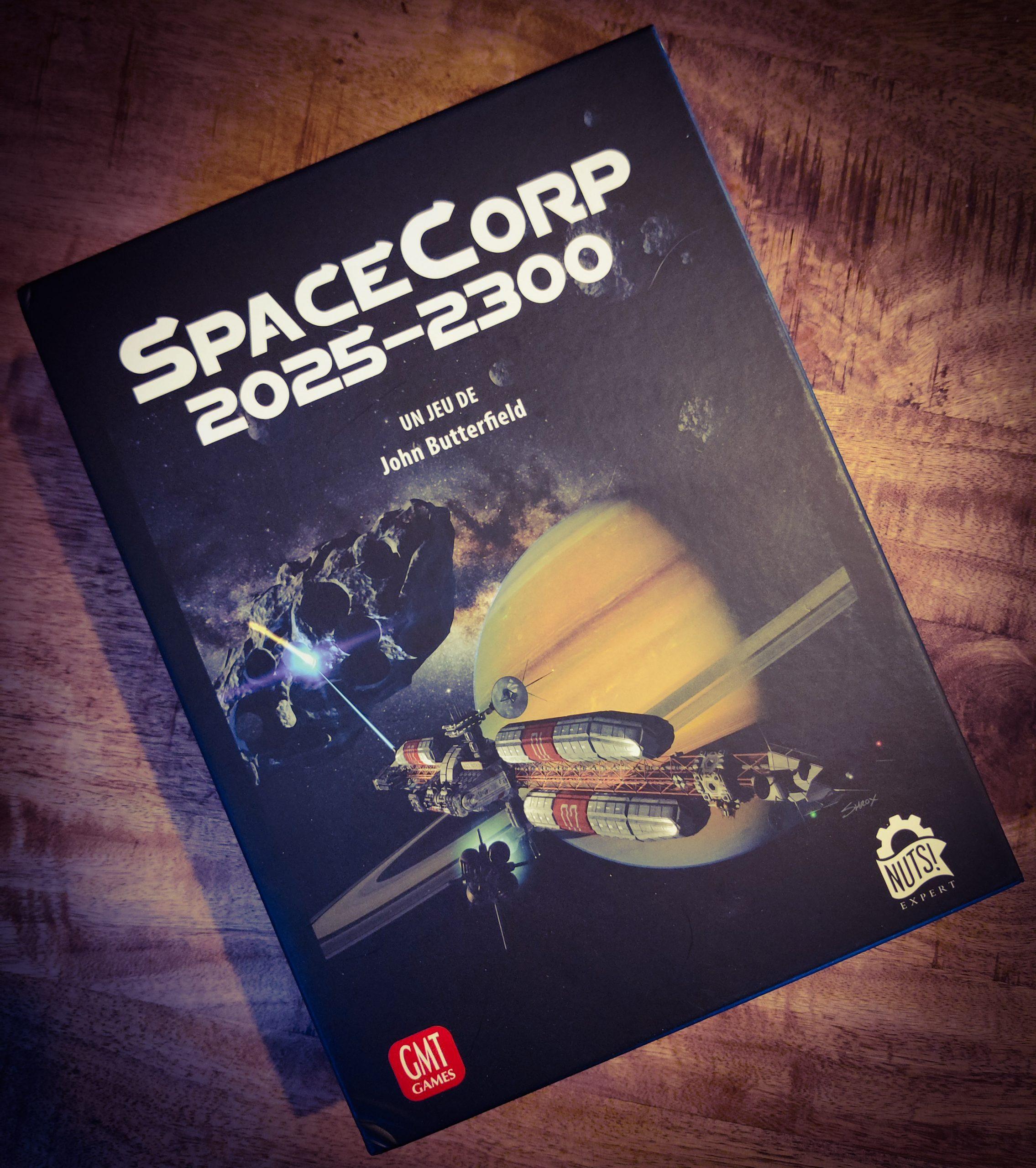[Test] SpaceCorp 2025-2300, vers l'infini et au-delà!