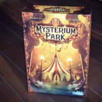 [Test] Mysterium Park, prémonitions, médiumnité,  l'âme du fantôme du Directeur pourra-t-elle enfin reposer en paix ?