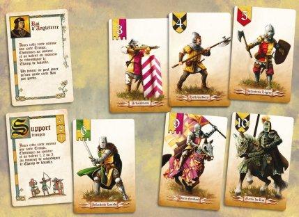 [Test] Battle Line Medieval, l'indispensable jeu à deux pour celui qui n'a pas Schotten Totten