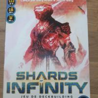 [Test] shards of infinity : le deck building réinventé.