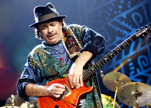 Happy Birthday Carlos Santana