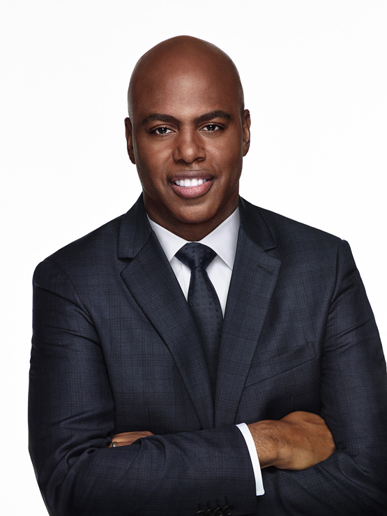 Kevin Frazier Co-Host of Entertainment Tonight