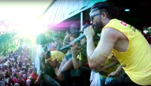Watch Party Done by Machel Montano & Angela Hunte on Undefinable Vision