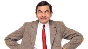 Rowan Atkinson aka Mr Bean