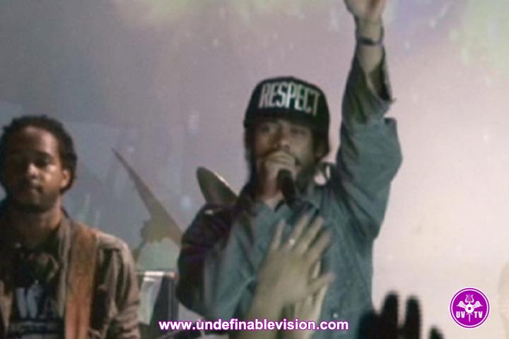 Damian Jr Gong Marley at SOB's in New York City
