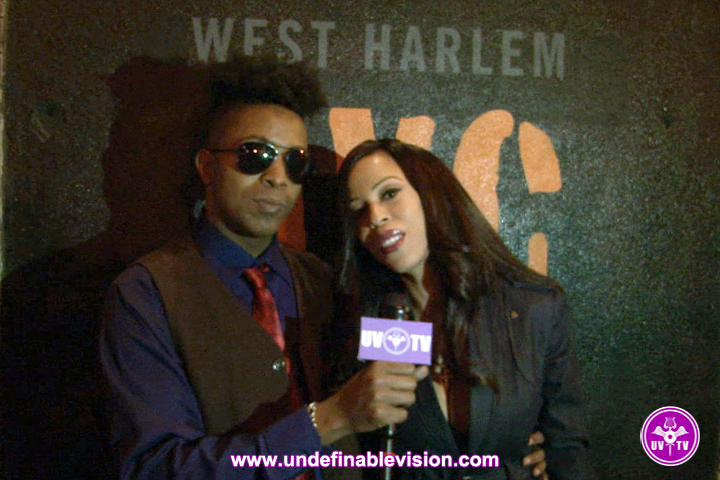 Tabou TMF and Heather Hunter on The Red Carpet