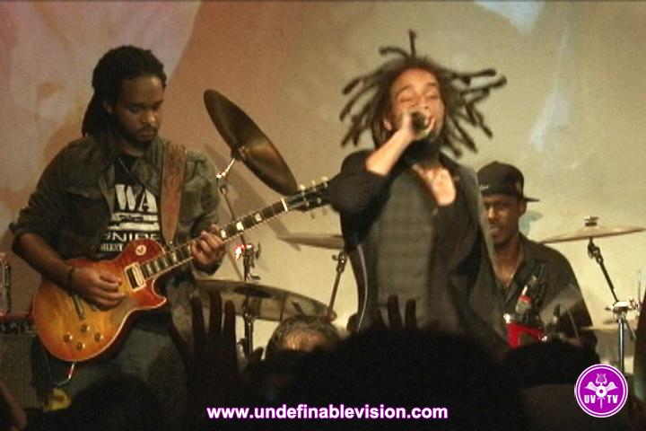 JJo Mersa Marley live at SOB's in New York City