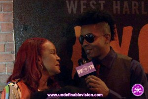 Tabou TMF aka Undefinable One and Mama Jones at VH1 Premiere