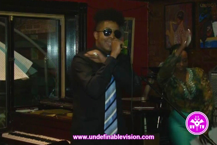 Tabou TMF aka Undefinable One performing in Harlem