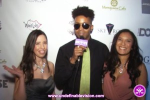 The Social Butterfly Ladies & Tabou TMF on the Red Carpet at Sky Room