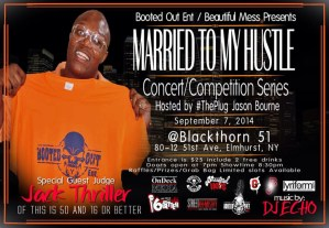 Undefinable Vision - Married to My Hustle @ Blackthorn51